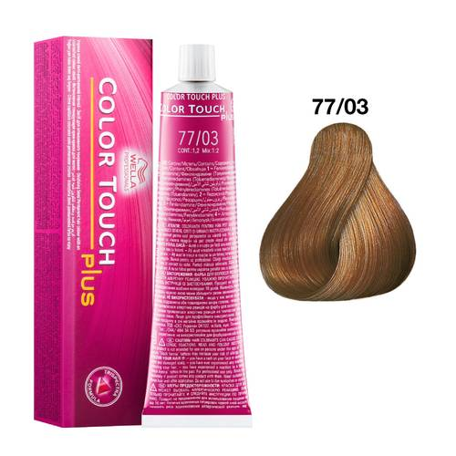 Tinte Wella Color Touch 77/03 60 ml