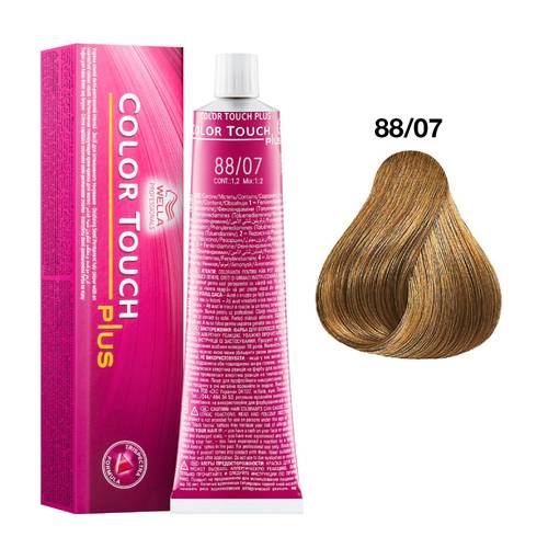 Tinte Wella Color Touch 88/07 60 ml